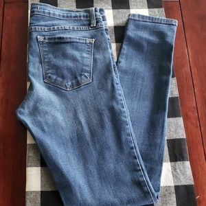 Flying Monkey skinny jean